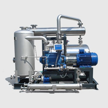 Customized Liquid Ring Vacuum Unit