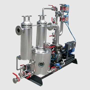 Gieffe Wet Systems ACV Liquid Ring Vacuum