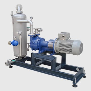 AM - AC - ACV - Liquid Ring Vacuum Units
