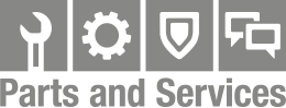 Parts and Services Logo