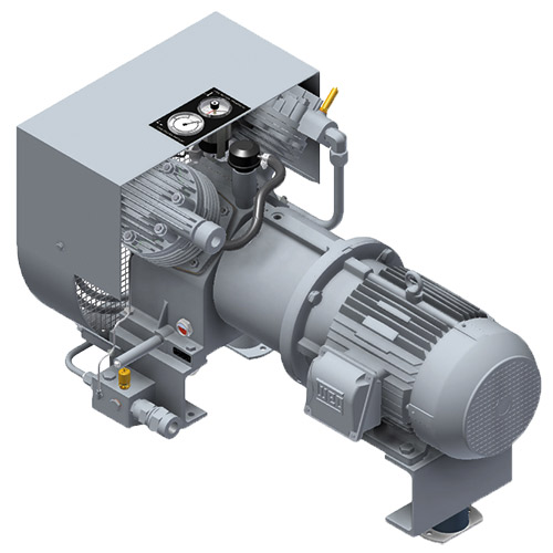 Reavell 5209 Direct Drive Air Start Reciprocating Compressors