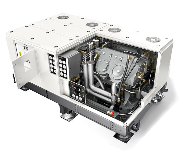 Defence 5437 Custom Engineered High Pressure Reciprocating Compressor Application
