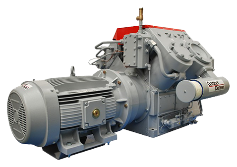 H5437 Reavell gas compressor