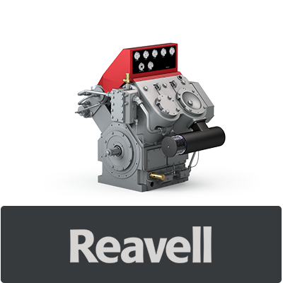 Reavell High Pressure Air Compressors