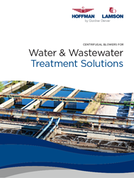 Water & Wastewater Treatment Solutions
