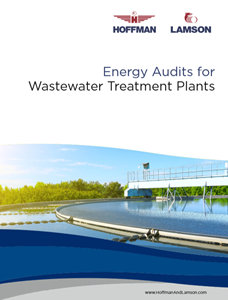 Energy Audits for Wastewater Treatment Plants