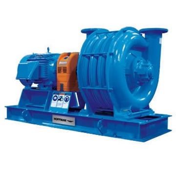 Medium Flow Inlet Blower HOFFMAN 732