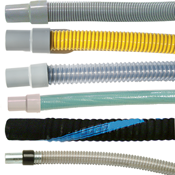 Commercial and Industrial Vacuum Hoses | Hoffman & Lamson