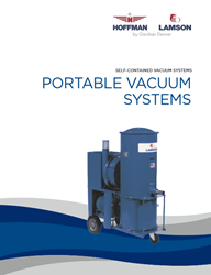 Self Contained Portable Vacuum Systems