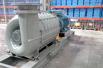 HOFFMAN & LAMSON Re-manufactured Centrifugal Blowers