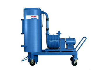 T-Vac Self-Contained Vacuum System