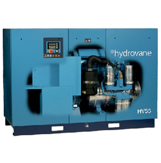 Hydrovane Recycling