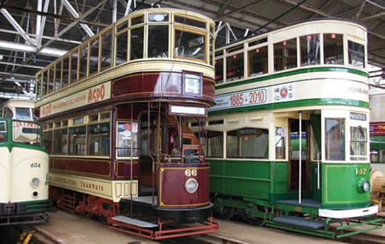 Hydrovane works with Blackpool Transport to upgrade heritage trams