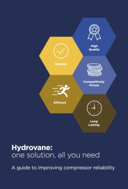 Hydrovane New Guide Cover