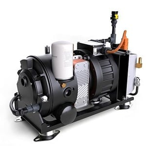 TX02 Commercial Vehicle Compressor