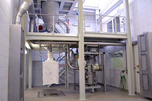 Acu Pharma Installation Factory Photo