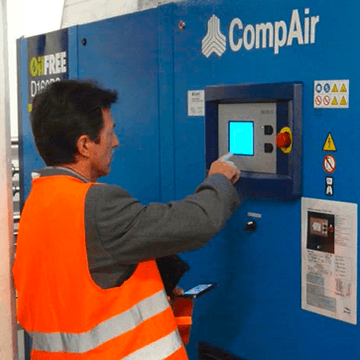Oil Free Compressed Air