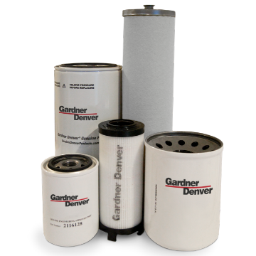 Gardner Denver Air Compressor Parts