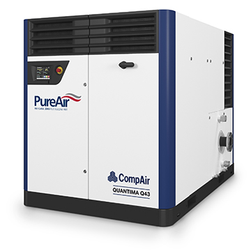 high speed oil free centrifugal compair quantima compressor