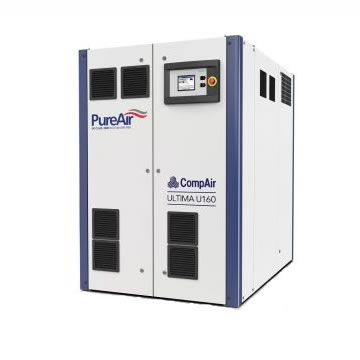 Oil-Free Screw Compressors – CompAir ULTIMA – revolutionary oil free screw compressors