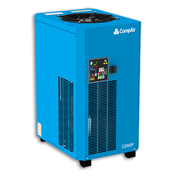 compair compressed air refrigerated dryers
