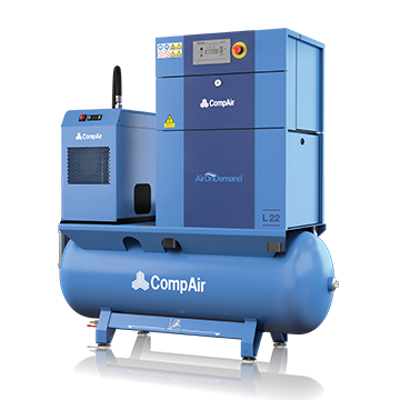 Screw compressor L22