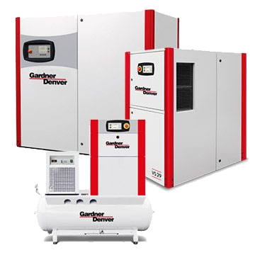 Gardner Denver Oil Free Rotary Screw Compressors