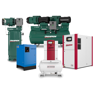 Gardner Denver Rotary Screw Compressors