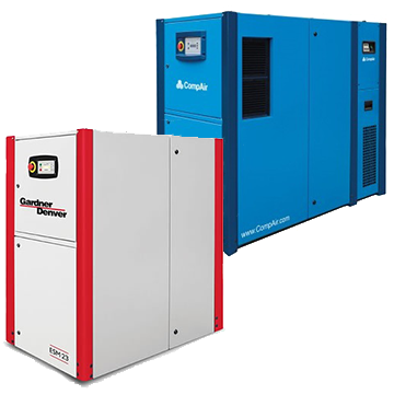 Rotary screw compressors 22-30kw
