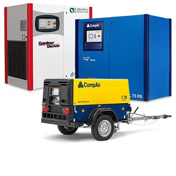 CompAir Compressors Product Line