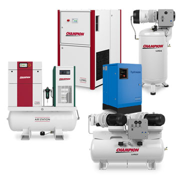 Oil Libricated Rotary Screw Compressors
