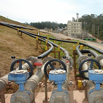 Landfill Gas Recovery System