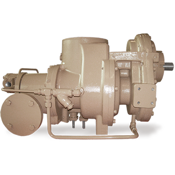 single Stage Rotary Screw Natural Gas Compressor - HGF20000