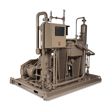 Module and Package Compressors for Gas