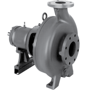 end suction centrifugal industrial liquid pump
