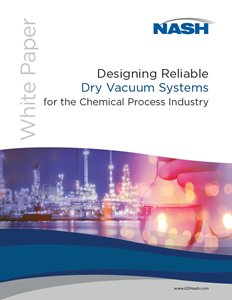 Designing Reliable Dry Vacuum Systems for the Chemical Process Industry