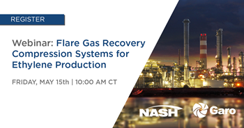 Flare Gas Recovery in Ethylene Production