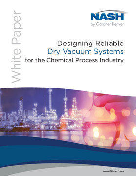 Designing Reliable Dry Vacuum Systems for the Chemical Industry