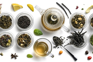 Sterilization of Teas and Spices