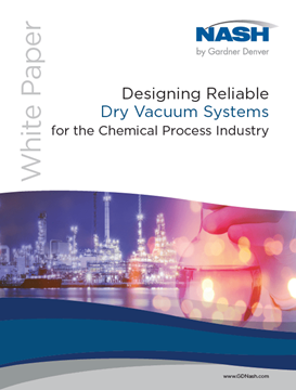 Designing Reliable Dry Vacuum Systems