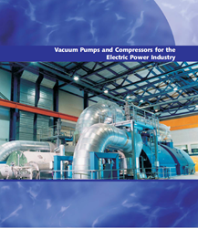 OEM Vacuum Pumps and Compressors for the Electric Power Industry