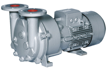 2AV1 Liquid Ring Vacuum Pump 25 to 578 m3/h (15 to 340 CFM)