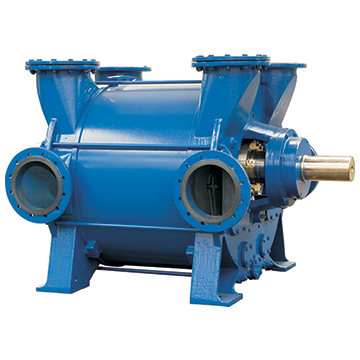 2BQ1 Liquid Ring Vacuum Pump Compressor 6,000 to 11,000 m3/h (3,500 to 6,400 CFM)