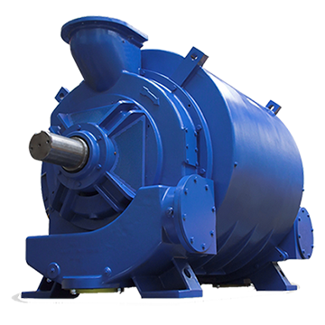 904 Liquid Ring Vacuum Pump Compressor 5,000 to 22,000 m3/h (2,943 to 12,949 CFM)
