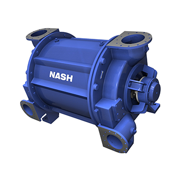 905 Liquid Ring Vacuum Pump Compressor 5,000 to 22,000 m3/h (2,943 to 12,949 CFM)