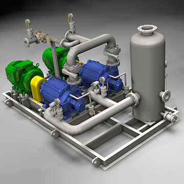 Deaeration Packages for Injection Water on FPSO