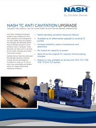 NASH TC Cavitation