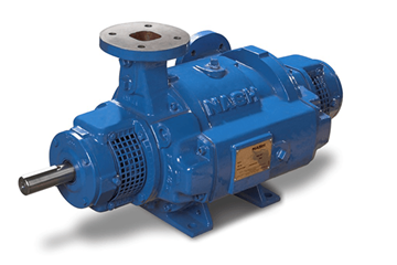 TC Two Stage Liquid Ring Vacuum Pumps to 3,650 m3/h (100 to 2,148 CFM)