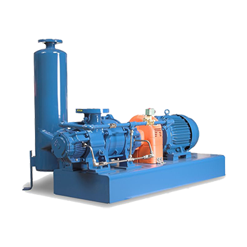 VectraPak Liquid Ring Pump 255 to 5,097 m3/h (150 to 3,000 CFM)
