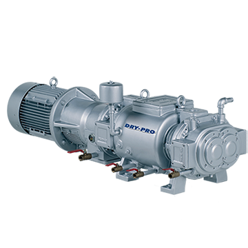 DRY-PRO VSA Fixed Pitch Dry Screw Vacuum Pump